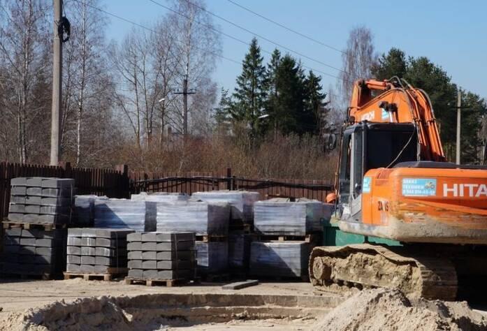ЖК «Румболово Сити»: ход строительства второго корпуса