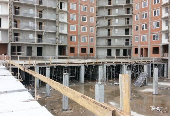 ЖК «Ленинский парк»: ход строительства, участок 7