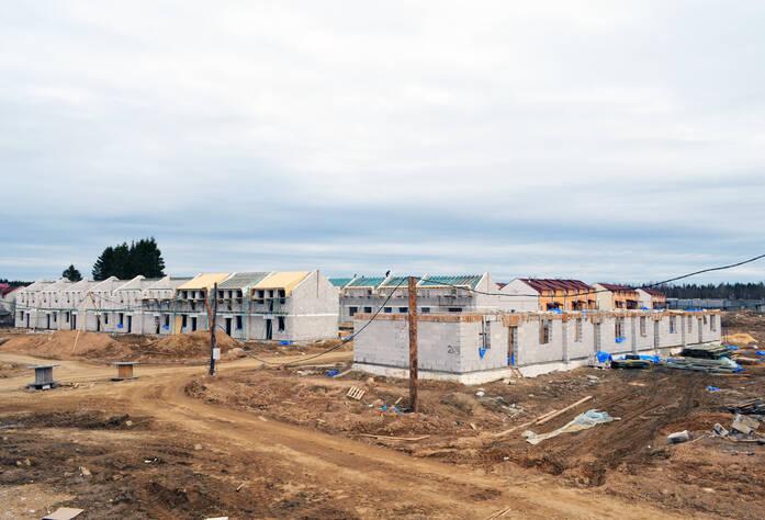 ЖК «Кивеннапа Север»: ход строительства III очереди
