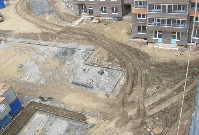 ЖК «Ижора Парк»: ход строительства третьей очереди