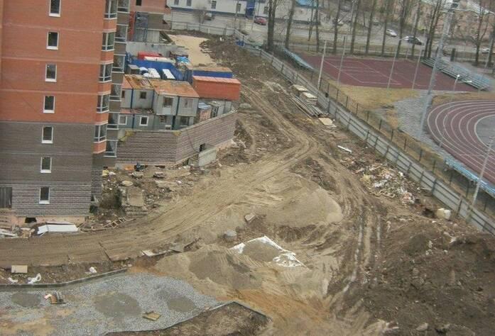 ЖК «Ижора Парк»: ход строительства четвёртой очереди
