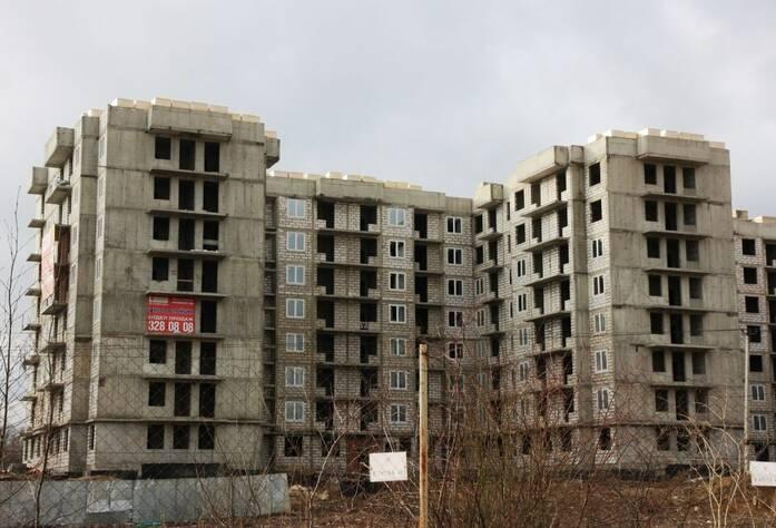 ЖК «Рябиновый сад»: ход строительства первой очереди