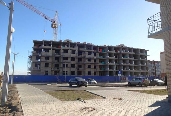 ЖК «Ново-Антропшино»: ход строительства, корпус 4
