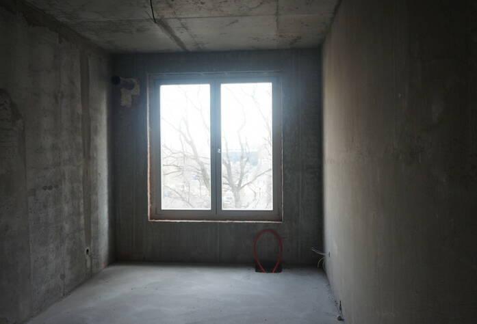 ЖК «The Residence»: ход строительства корпуса Б, внутренний вид