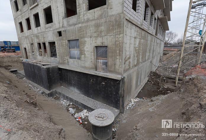 ЖК «Трилогия»: ход строительства