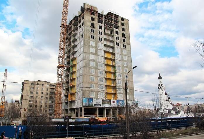 ЖК «Невский эталон»: ход строительства, внешний вид
