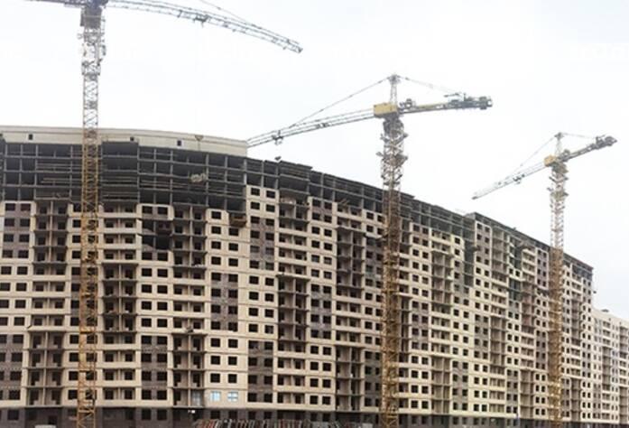 ЖК «Новые Горизонты»: ход строительства