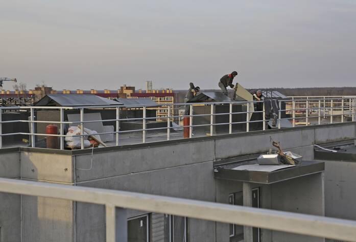 ЖК «Финский городок Юттери» ход строительства
