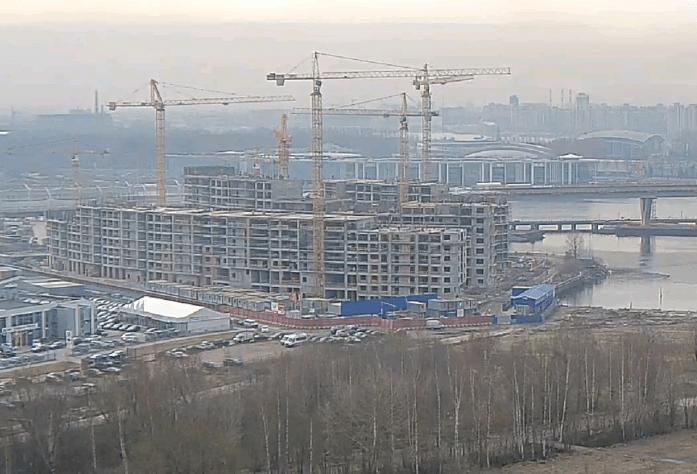 ЖК «Три ветра»: ход строительства