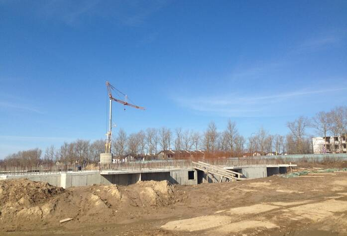 ЖК «Азбука»: ход строительства
