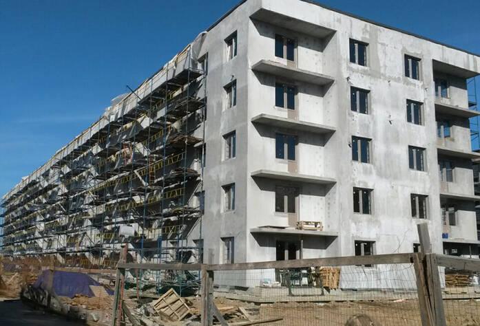 ЖК «Мандарин»: ход строительства