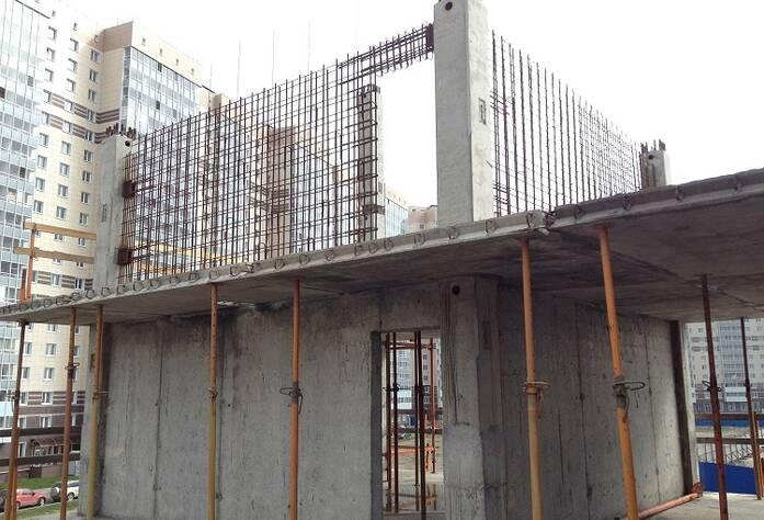 ЖК «Моя стихия»: ход строительства корпуса 1