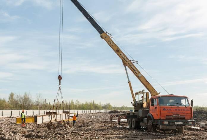 Ход строительства ЖК «Новое Колпино»
