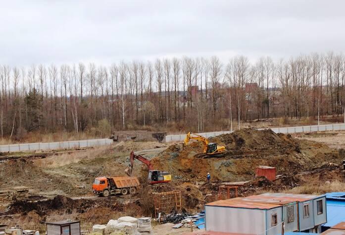 Жилой комплекс «Новый Петергоф»: ход строительства (IV очередь)