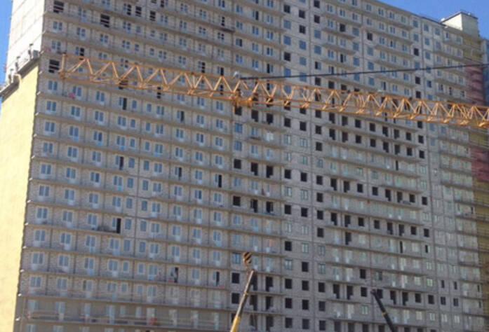 ЖК «Граффити»: ход строительства, дом 1.3