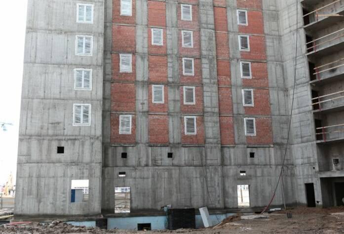 ЖК «Краски лета»: ход строительства корпуса 4