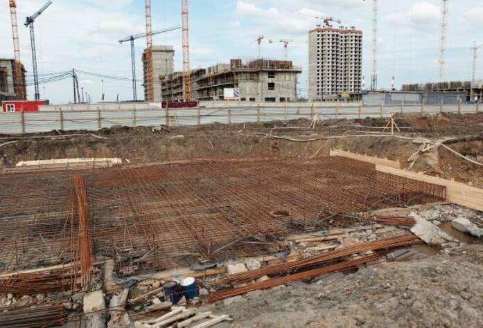 ЖК «Краски лета»: ход строительства корпуса 7