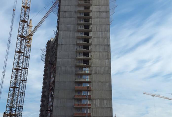 ЖК «Виктория»: ход строительства
