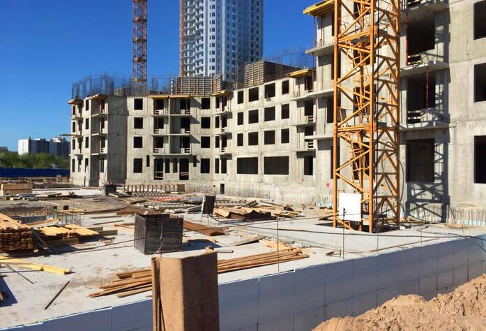 Жилой комплекс «Миллениум»: ход строительства
