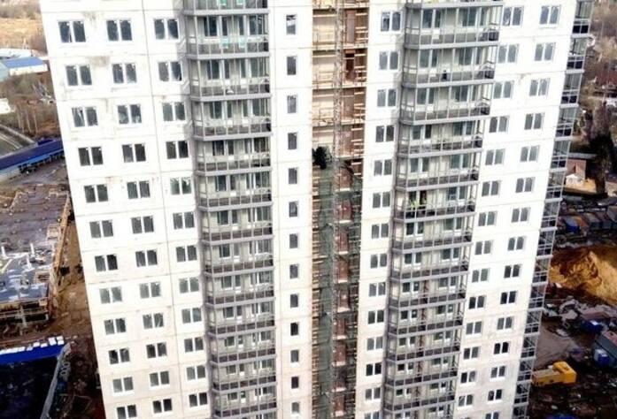 ЖК «Эланд»: ход строительства VI очереди