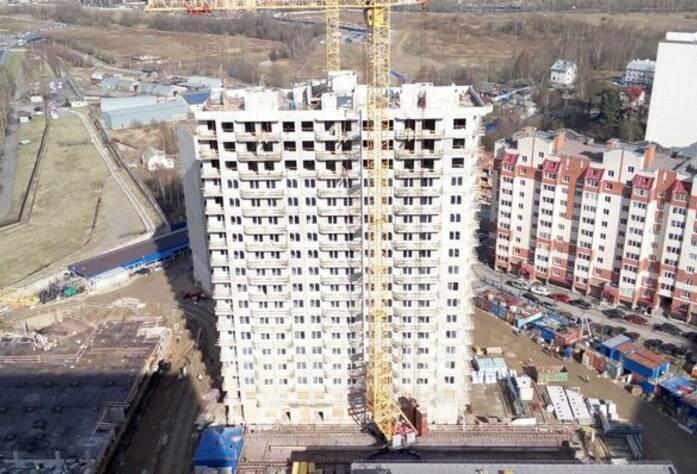 ЖК «Эланд»: ход строительства VII очереди