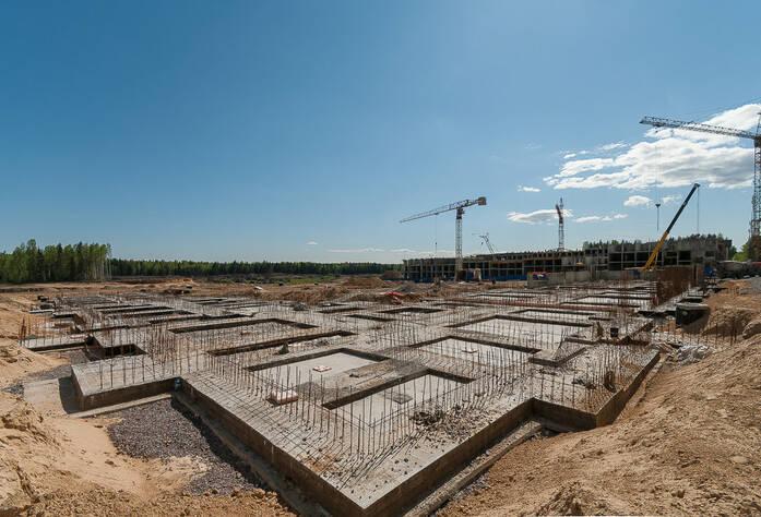 ЖК «Чистый ручей»: ход строительства