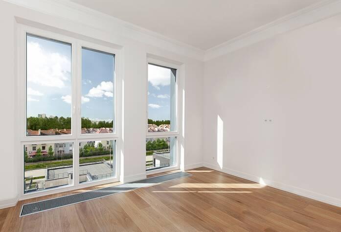 ЖК «Дом на Нижне-Каменской улице»: визуализация внутреннего интерьера квартиры