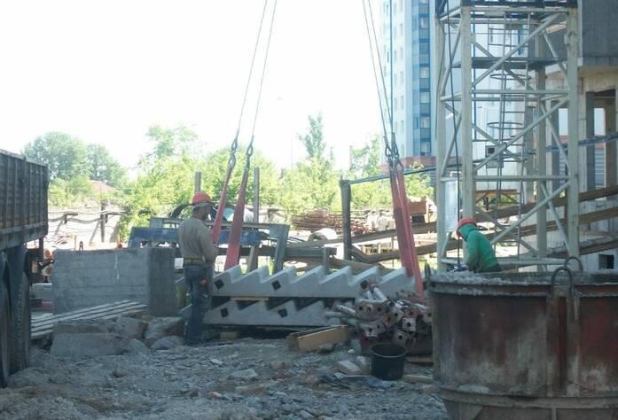 ЖК «Правый Берег-3»: ход строительства