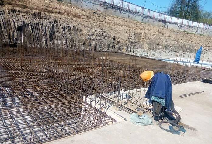 ЖК «Шереметьевский Дворец» ход строительства