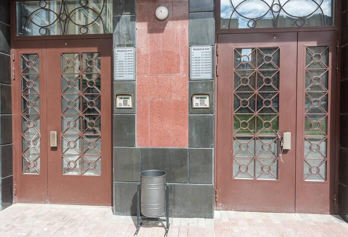 ЖК «Времена года»: фасад корпуса 4
