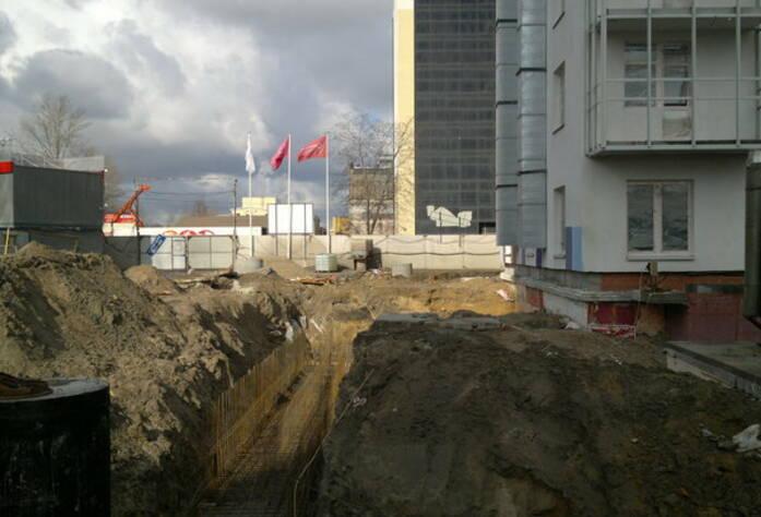 ЖК «ЗимаЛето»: ход строительства корпуса 1