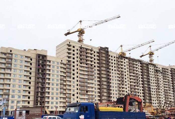 ЖК «Новое Янино»: ход строительства