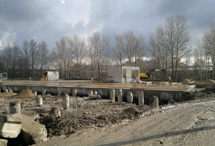 ЖК «ЗимаЛето»: ход строительства корпуса 3