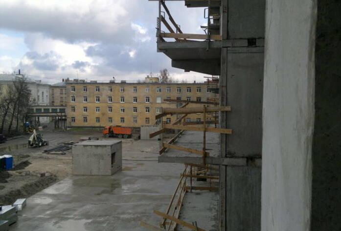 ЖК «ЗимаЛето»: ход строительства корпуса 5