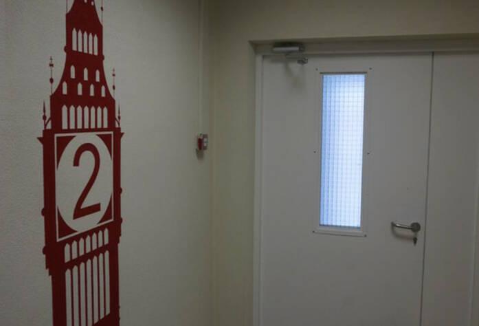 ЖК «Семь столиц», квартал «Лондон», корпус 8/1: отделка МОП