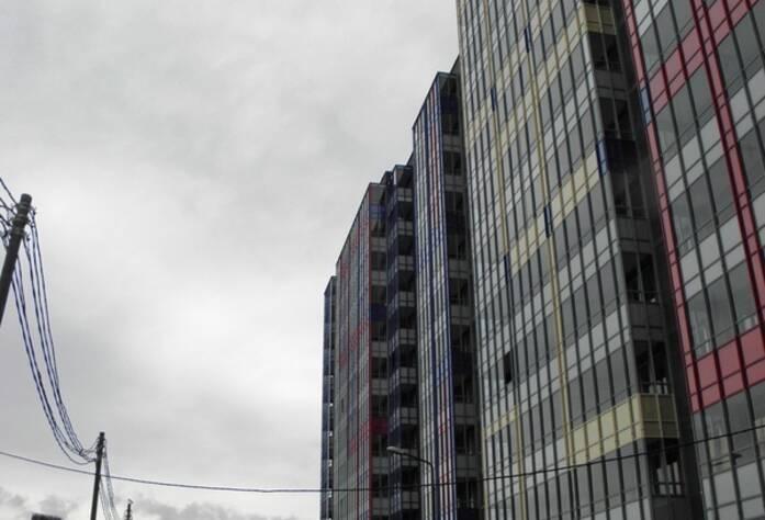 ЖК «Семь столиц», квартал «Лондон», корпус 8/3: общий вид