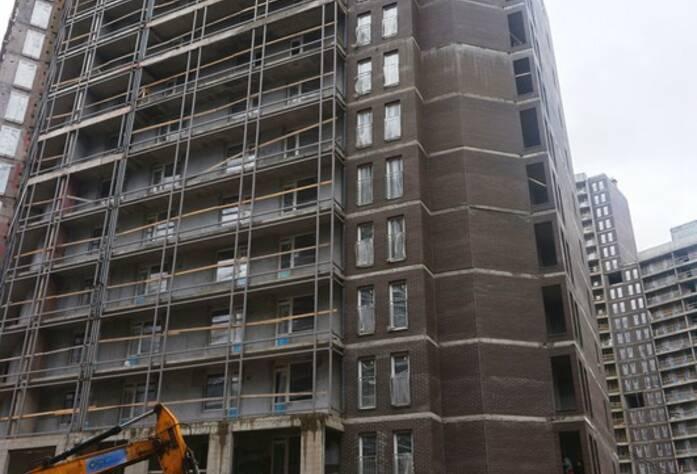 ЖК «Семь столиц», квартал «Лондон», корпус 9/2: общий вид