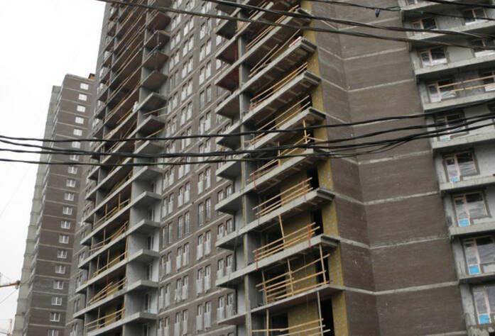 ЖК «Семь столиц», квартал «Лондон», корпус 9/3: общий вид