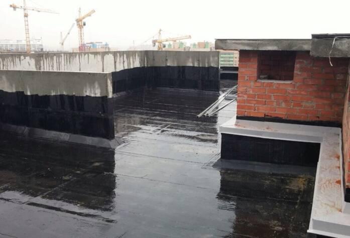 ЖК «Семь столиц», квартал «Лондон», корпус 9/3: крыша