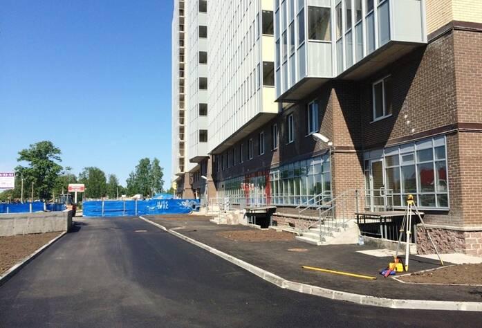 ЖК «Дом в Кировске»: ход строительства