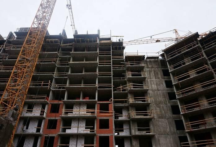 ЖК «Семь столиц», квартал «Лондон», корпус 10/2: ход строительства