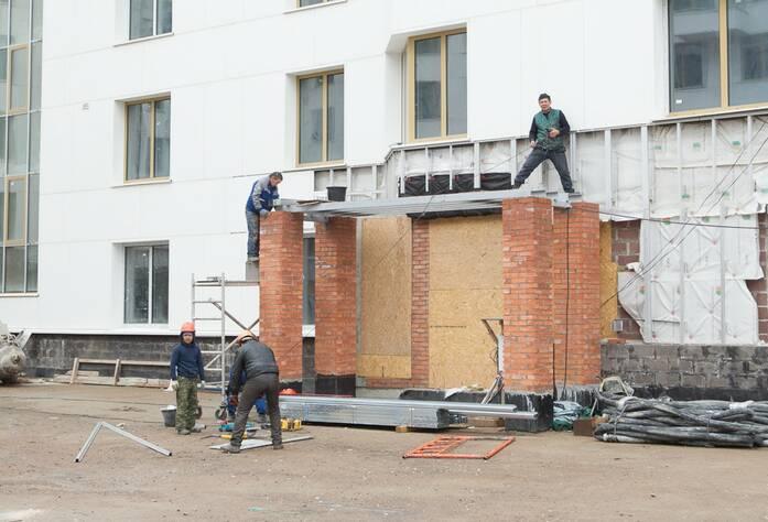 ЖК «Леонтьевский мыс»: ход строительства