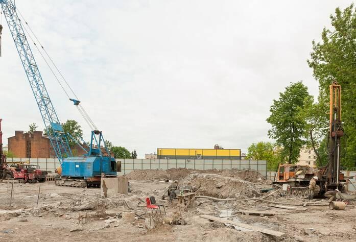 ЖК «Новый Лиговский»: ход строительства
