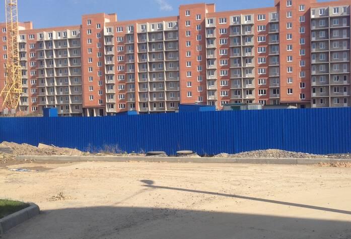 ЖК «Ново-Антропшино»: ход строительства, корпус 20