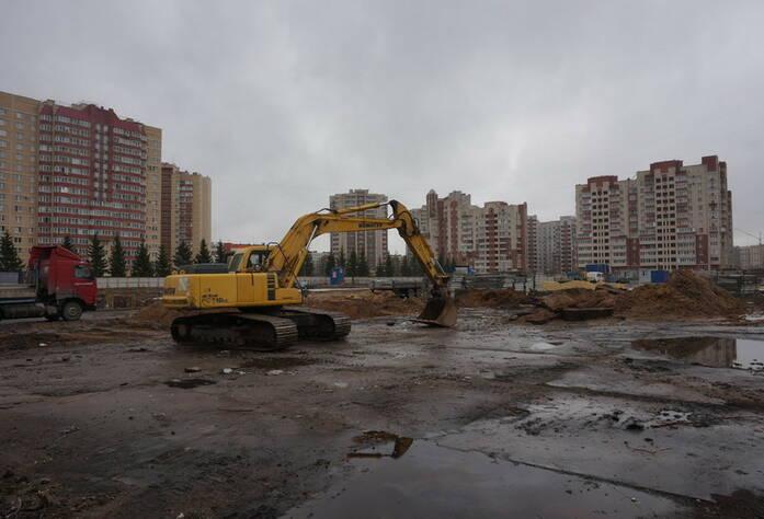 Жилой комплекс «Полюстрово парк»: ход строительства