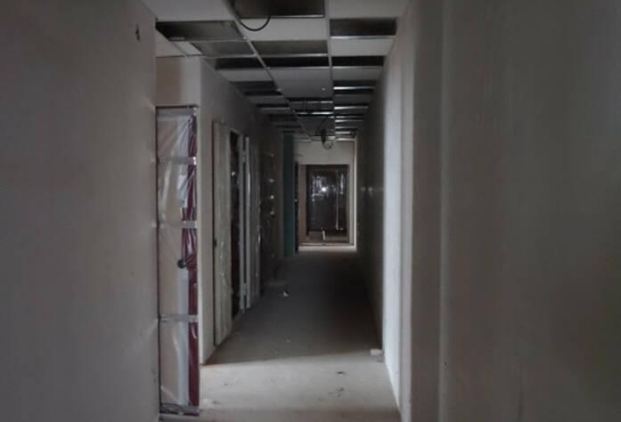 ЖК «Семь столиц», квартал «Лондон», корпус 11/2: отделка МОП
