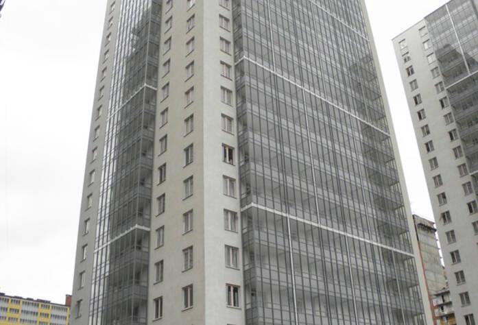 ЖК «Семь столиц», квартал «Лондон», корпус 11/3: общий вид