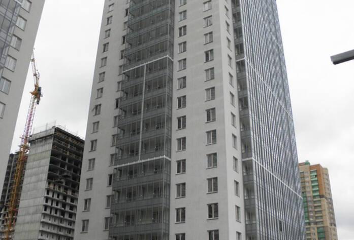 ЖК «Семь столиц», квартал «Лондон», корпус 11/4: общий вид