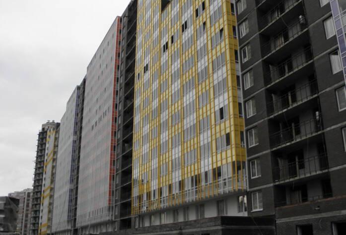 ЖК «Семь столиц», квартал «Лондон», корпус 12/1: общий вид
