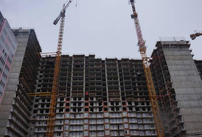 ЖК «Семь столиц», квартал «Лондон», корпус 13/1: ход строительства